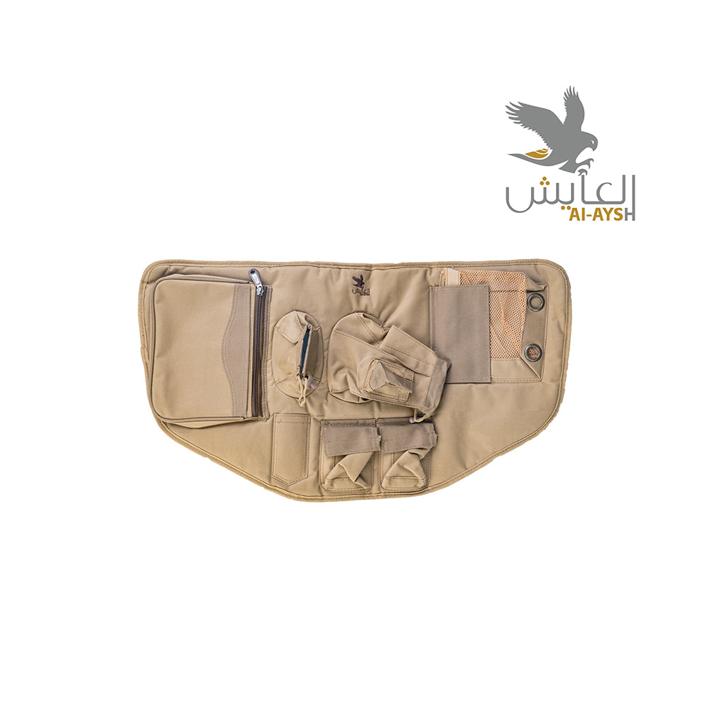 Al-ayesh - Nissan Patrol Manual Gear Pockets