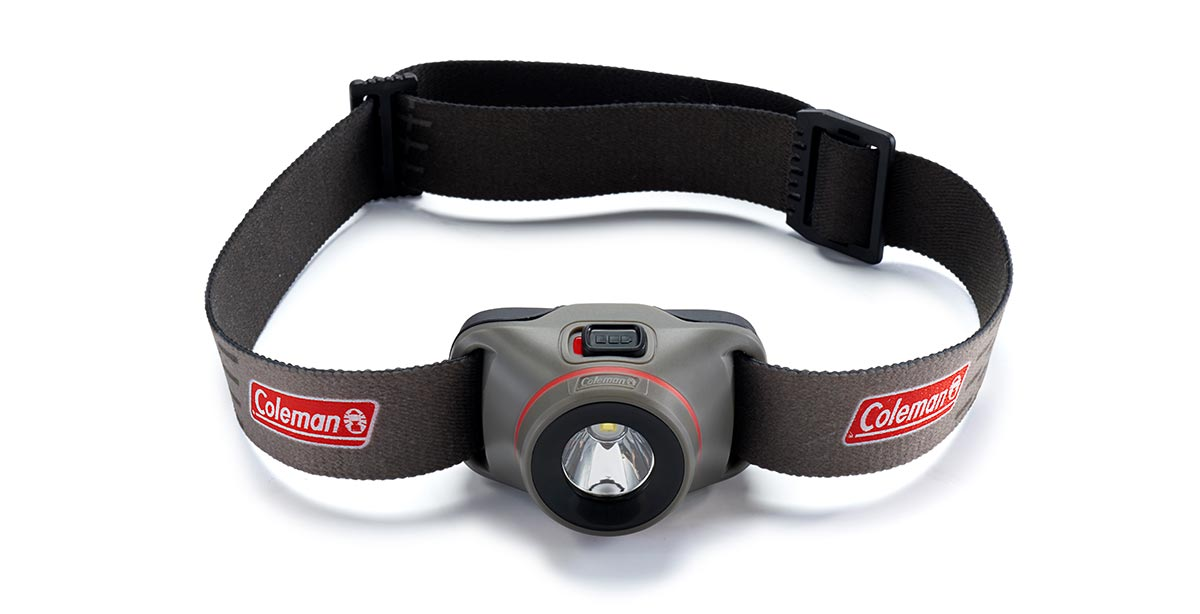Coleman - BatteryGuard 100L LED Headlamp