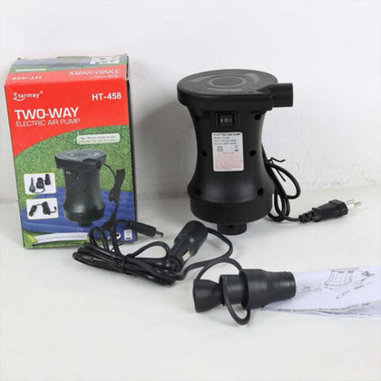 Camouflage - Two-Way Electric Air Pump