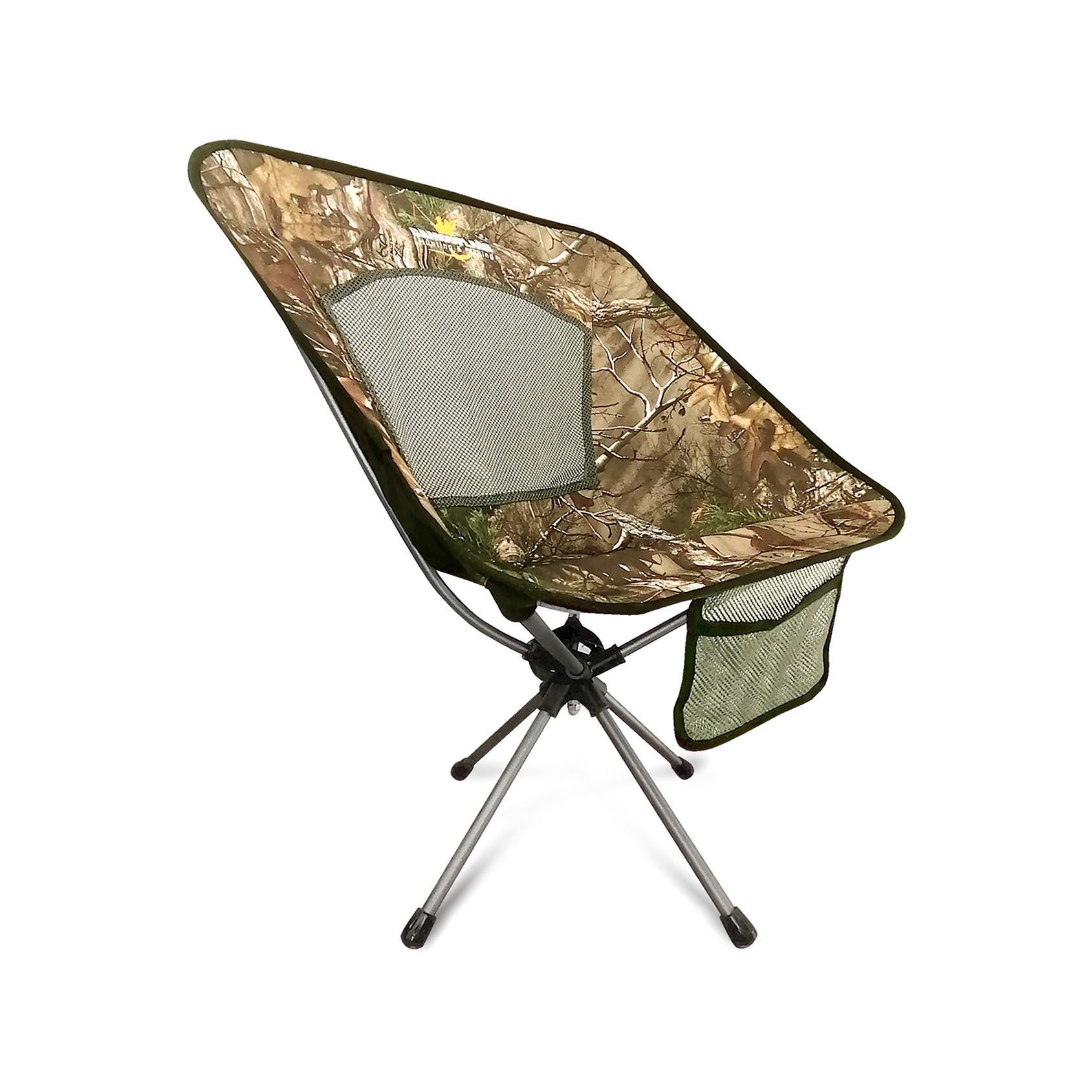 Camouflage - Swivel Folding Chair