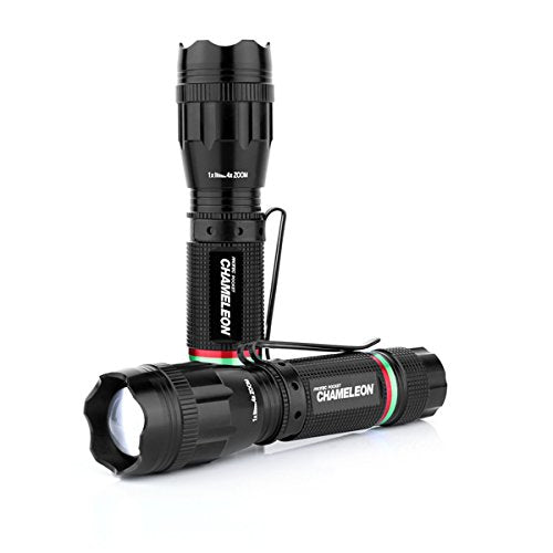 iProtec - Chameleon Tactical Flashlight