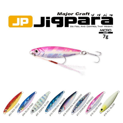 Major Craft - Jigpara Micro JPM-7g