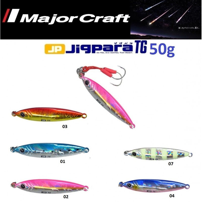 Major Craft - JigPara TG 50g