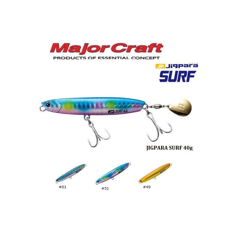 Major Craft - Jigpara Surf 40g