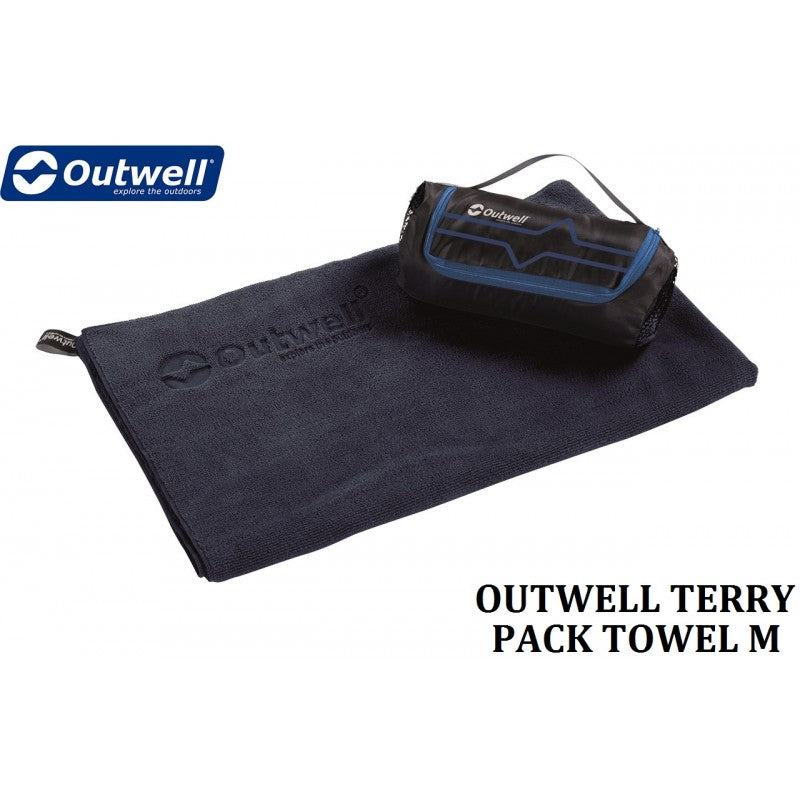 Outwell - Terry Pack Towel (M)