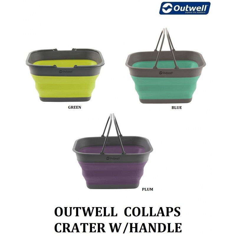 Outwell - Collaps Crater With Handle