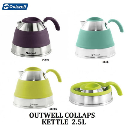 Outwell - Collaps Kettle 2.5L