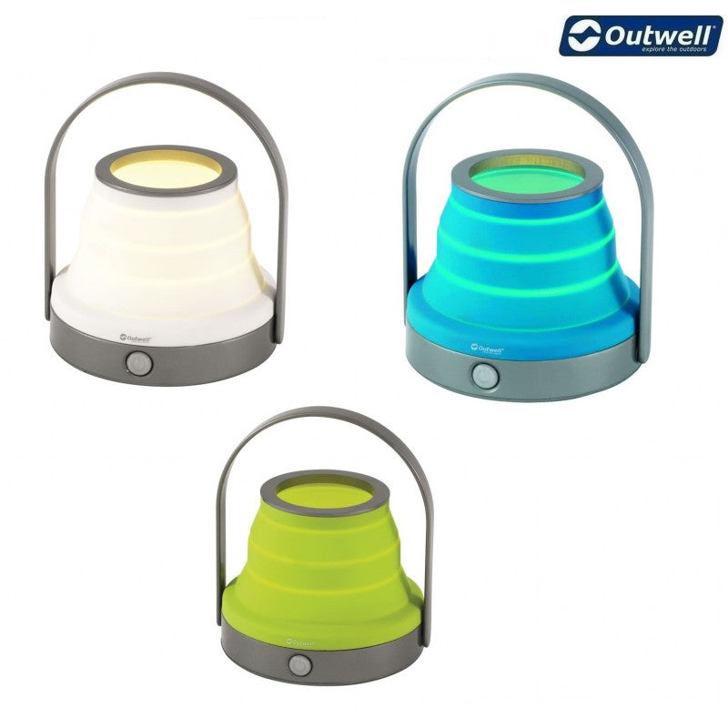 Outwell - Lamp Amber (Blue)