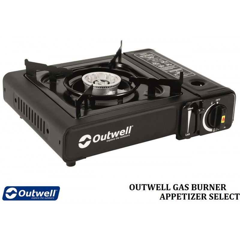 Outwell - Gas Burner Appetizer Select