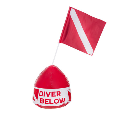 IST - Inflatable Signal Buoy with Dive Flag