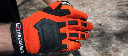 ARB - Premium Recovery Winch Offroad Work Gloves