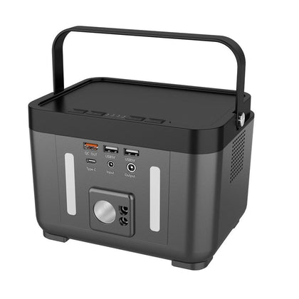 Rony - Bs200 Portable Power Station 222Wh (With Free 150 Watt Power Inverter) - MND