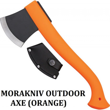 Morakniv  - Outdoor Axe (Orange)