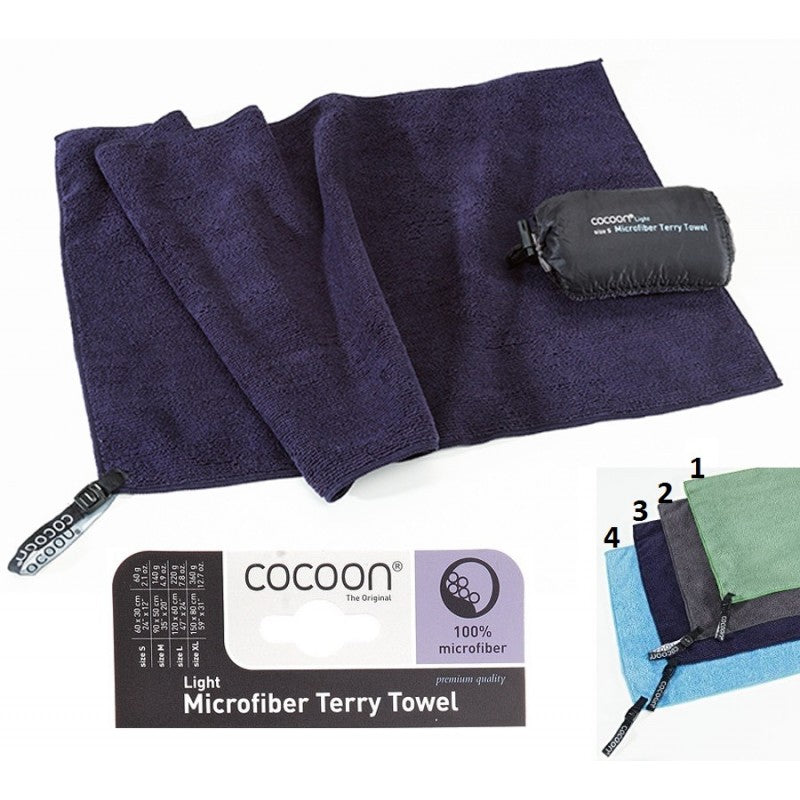 Cocoon - Light Microfiber Terry Towel (XL)
