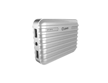 Gosh - Joule Rig 10,400mAh Powerbank (Duo USB with Flash)