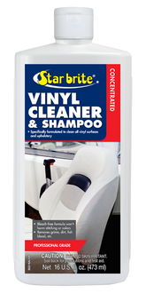 Star Brite -  Vinyl Cleaner & Shampoo (16 Oz)