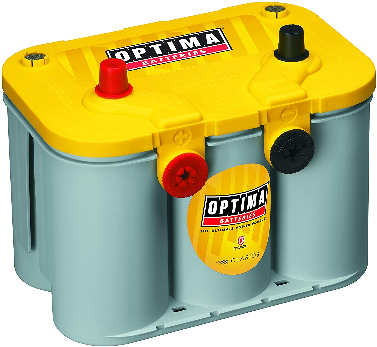 Optima Batteries - YellowTop®  D34/78 55Amp