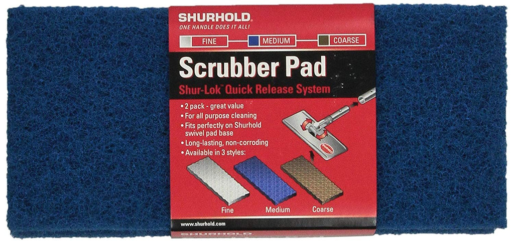 Shurhold - Medium Scrubber Pad (2-Pack)