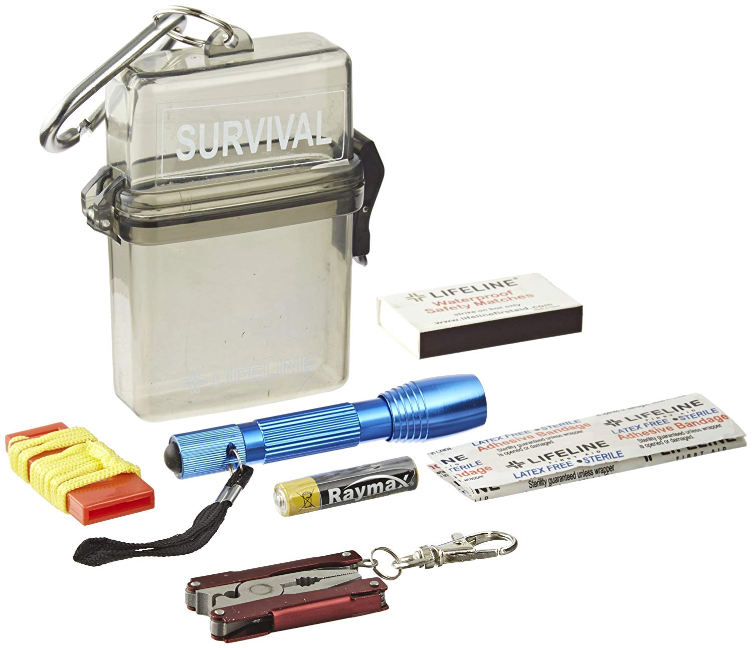 Lifeventure - Weather Resistant Survival Kit