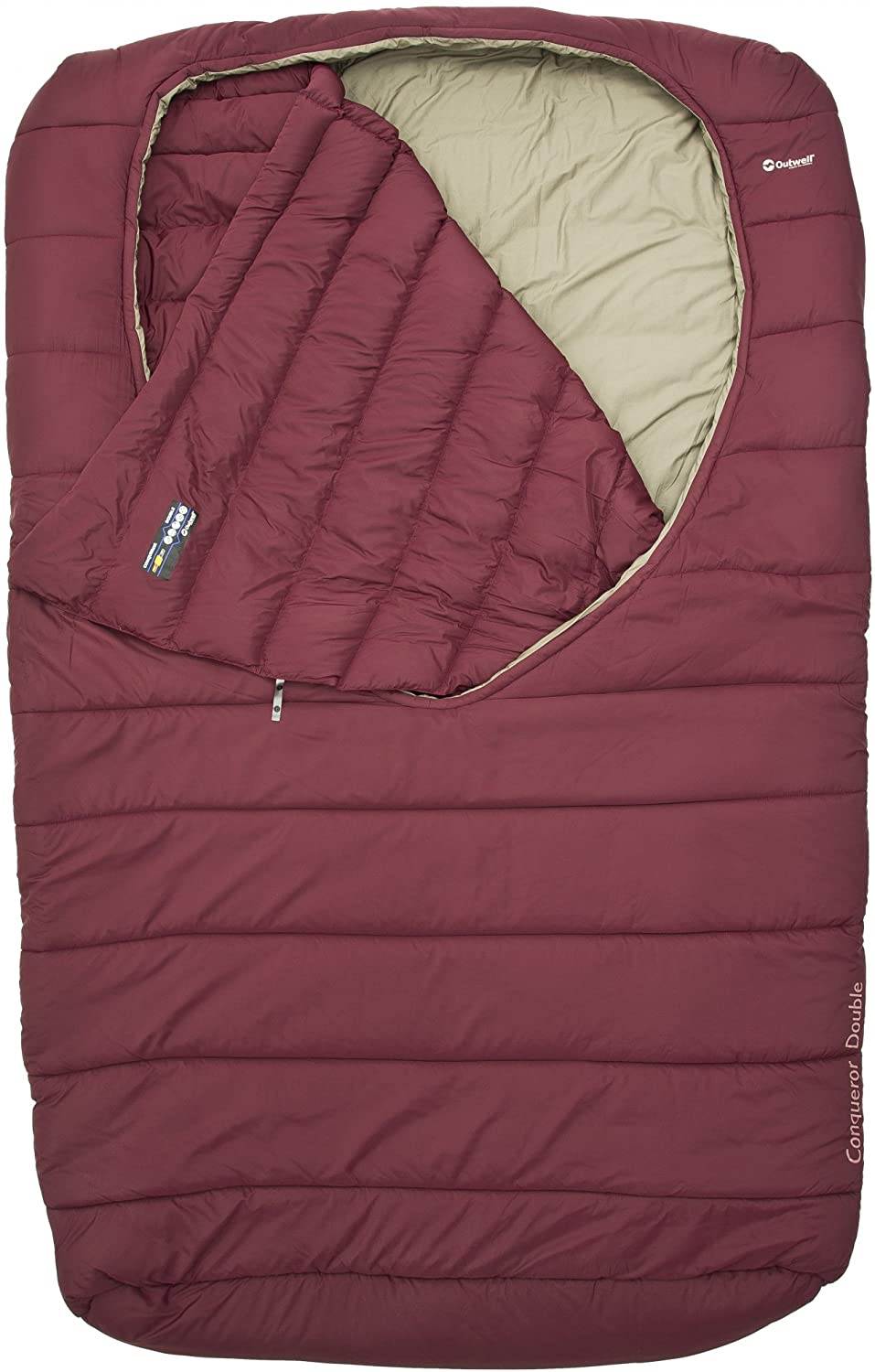 Outwell - Conqueror Double Sleeping Bag