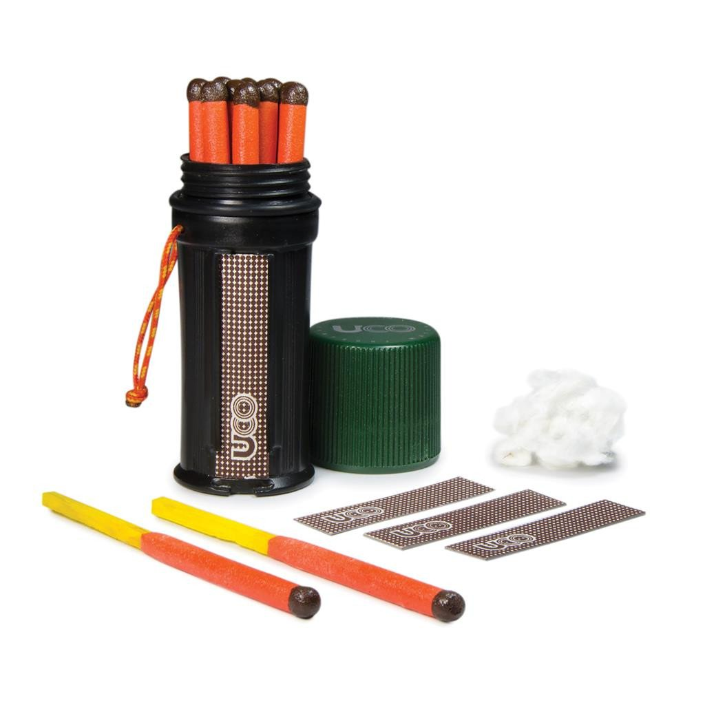 UCO Corporation - Titan Stormproof Match Kit