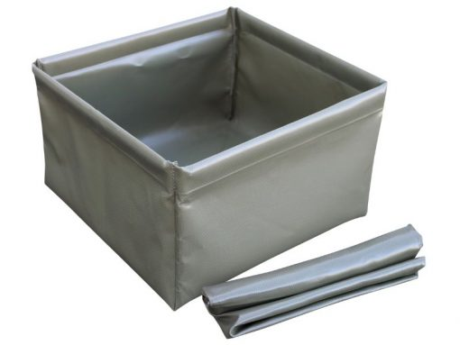 Camp Cover - Basin Fold-Up PVC