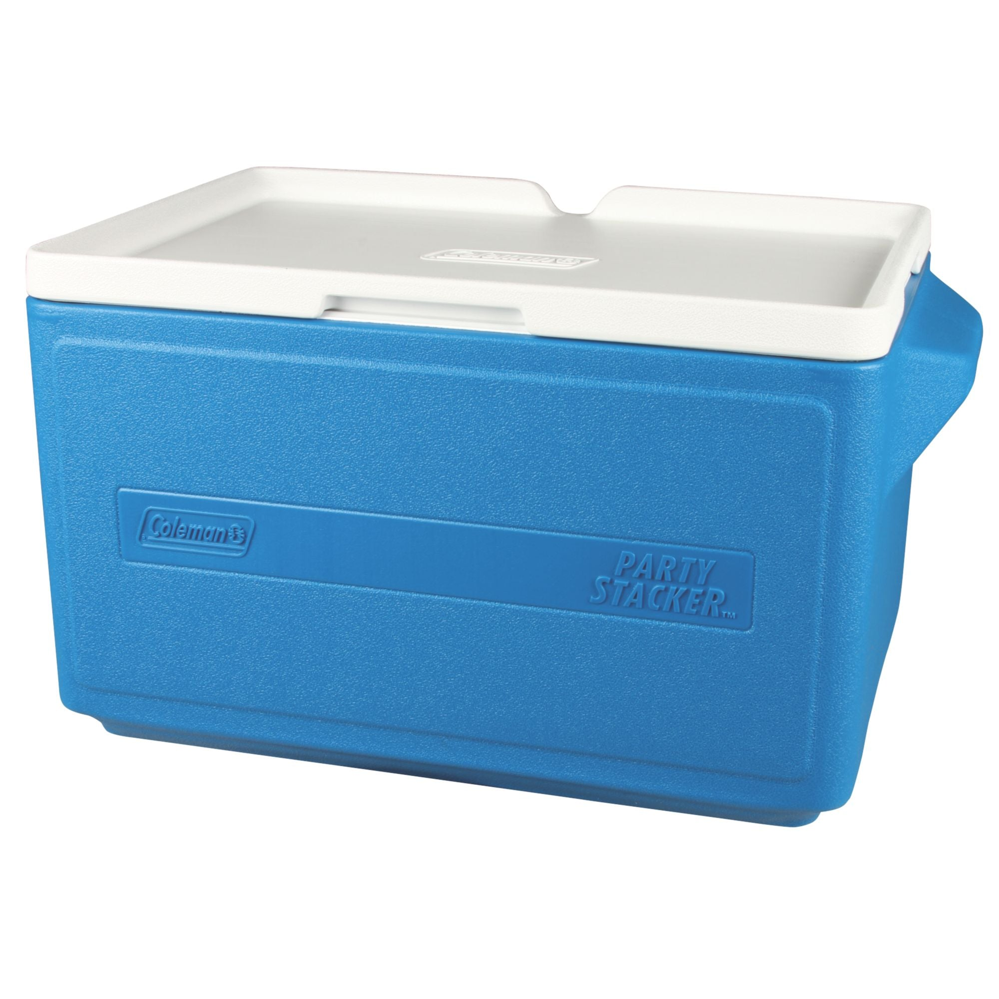 Coleman - 48 Can Party Stacker Cooler (Blue)