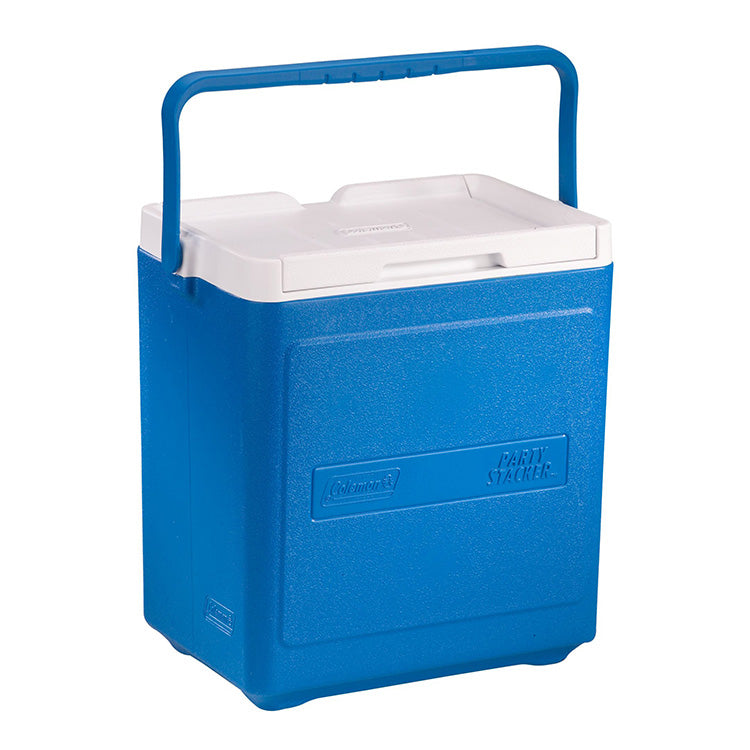 Coleman - 20 Can Party Stacker Cooler (Blue)