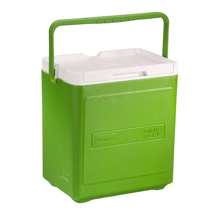 Coleman - 20 Can Party Stacker Cooler (Green)