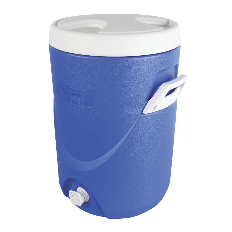 Coleman - 5 Gallon Beverage Cooler (Blue)