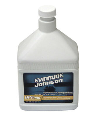 Evinrude Johnson - HPF PRO Gear Case Lubricant (32 Oz)