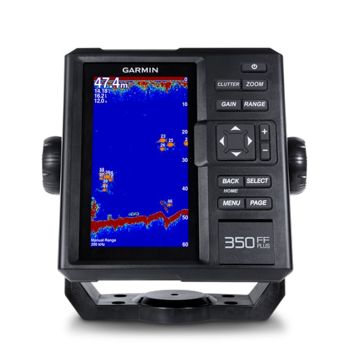 Garmin - Fish Finder 350 Plus