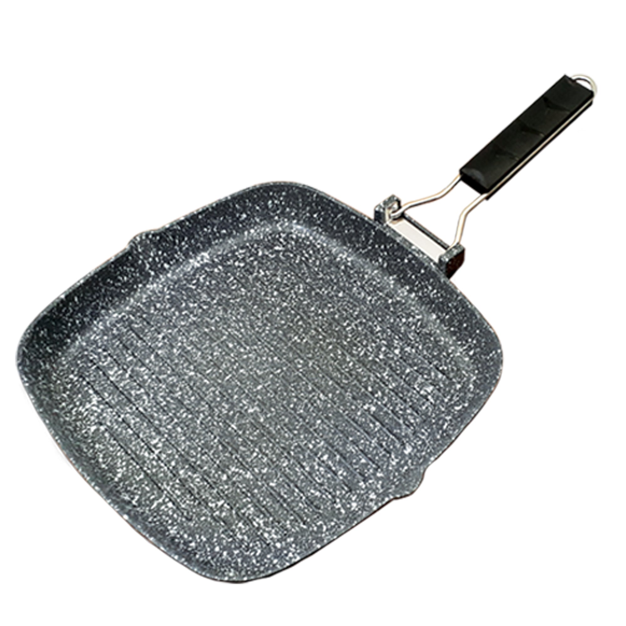 Camouflage - Foldable Handle Square Pan