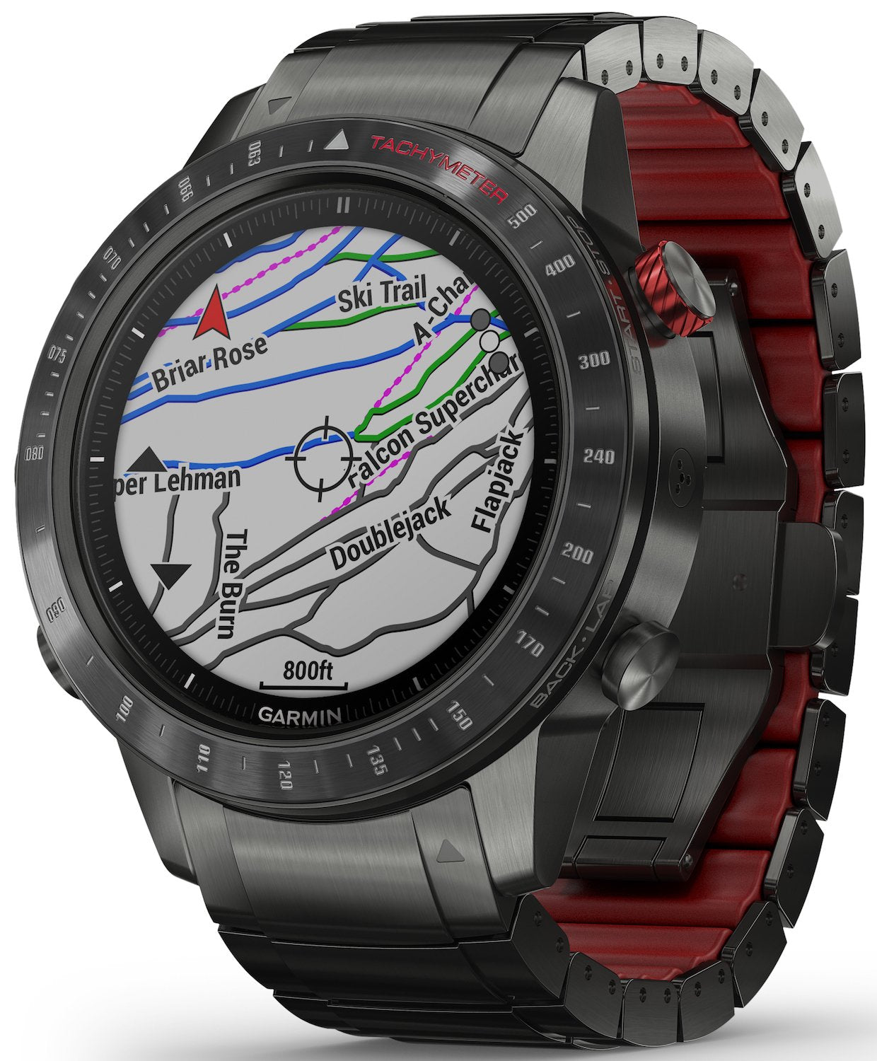 Garmin - MARQ Watch Driver GPS Smartwatch