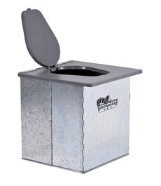 Ironman 4x4 - Foldable Bush Toilet (200kg Rated) - SRKW