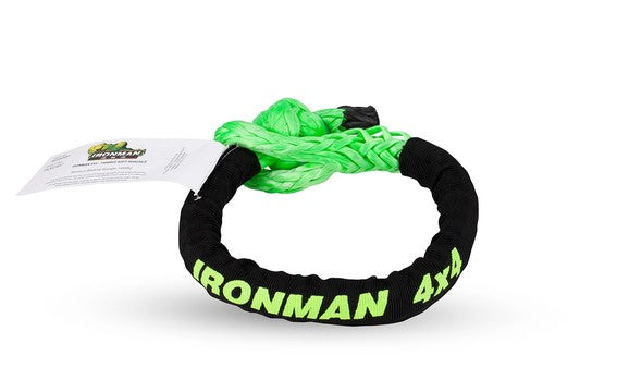 IRONMAN4x4 - Safe Alternative Shackles (14,000Kg / Rated Low Friction)