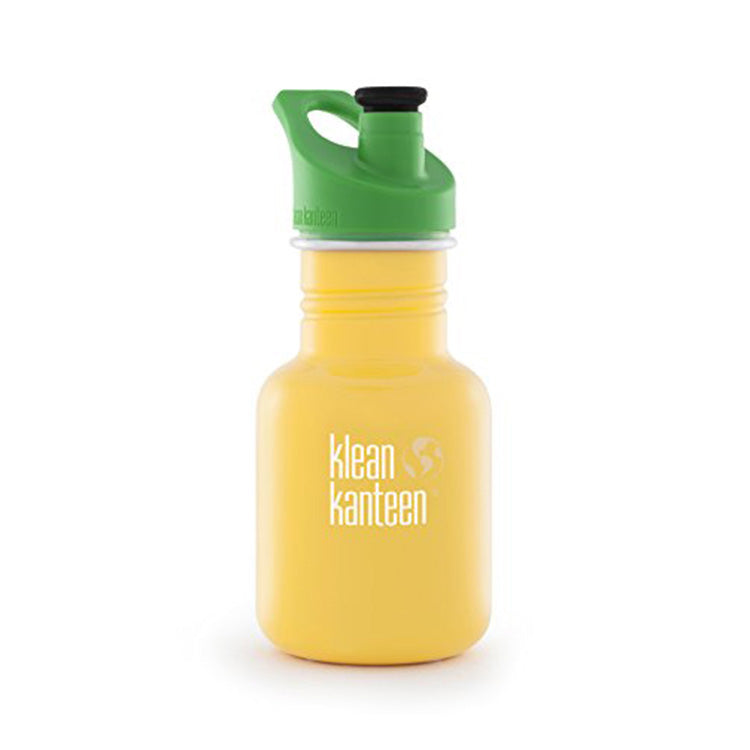 Klean Kanteen - Kid Classic Sport 354ML (Yellow Sunshine)
