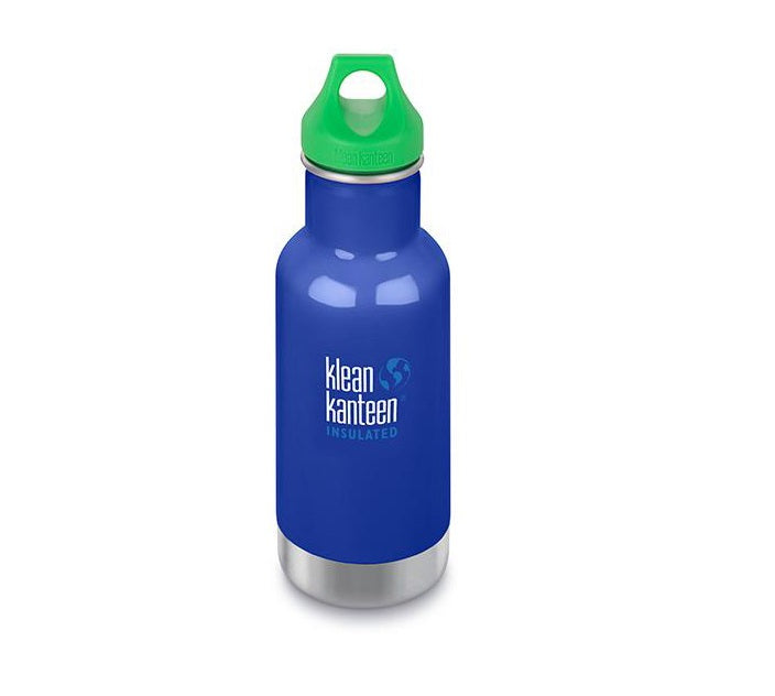 Klean Kanteen - Insulated Kid Classic 354ML (Coastal Waters)
