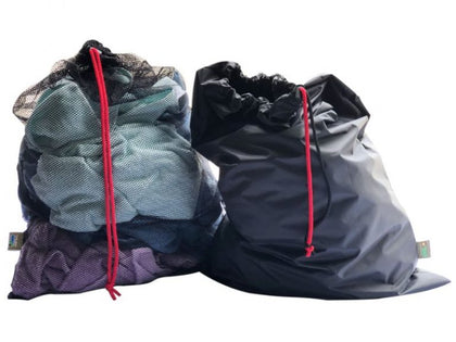 Camp Cover - Laundry Bags Netting Taffeta 2-Set