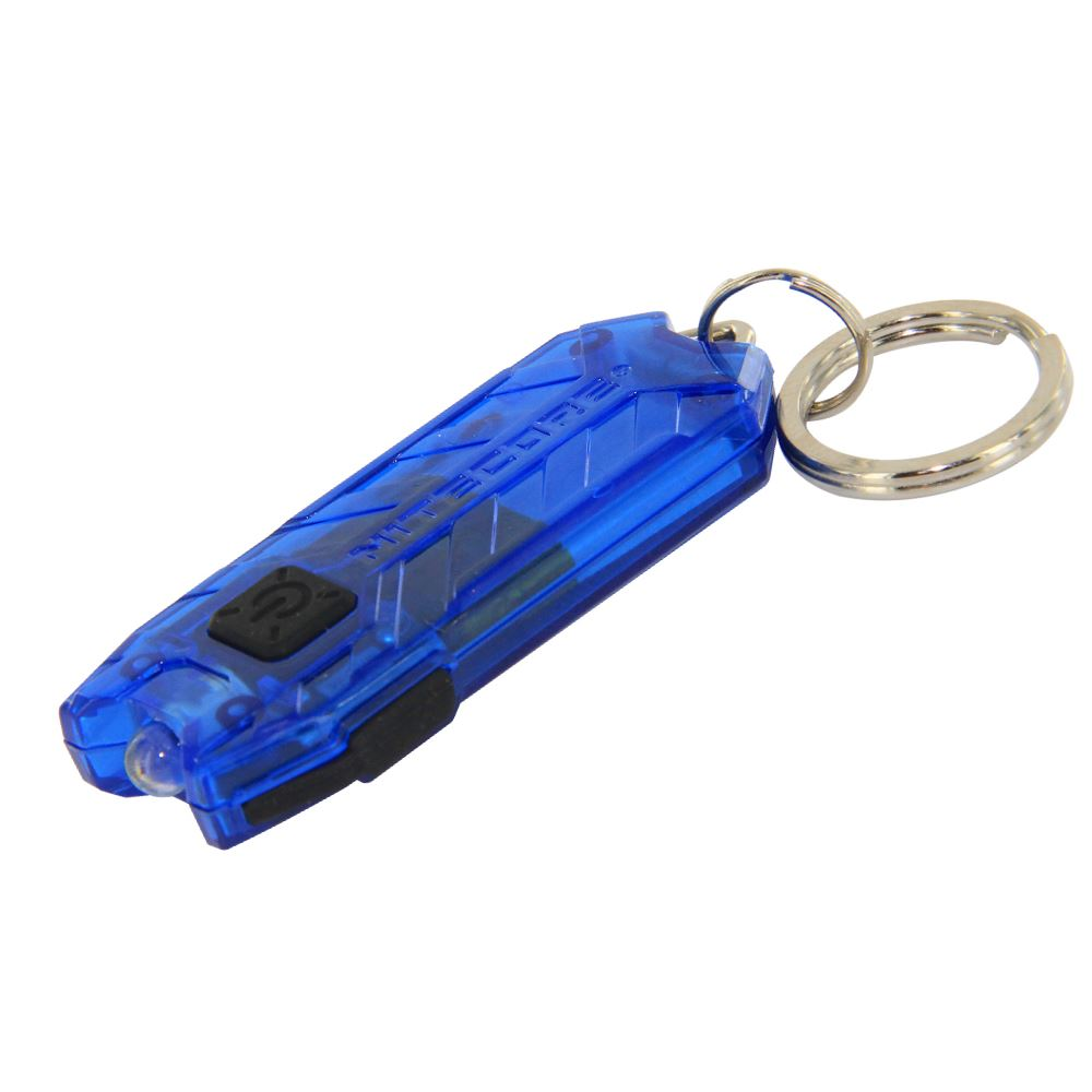 Nitecore - TUBE Key chain Flashlight (Blue)