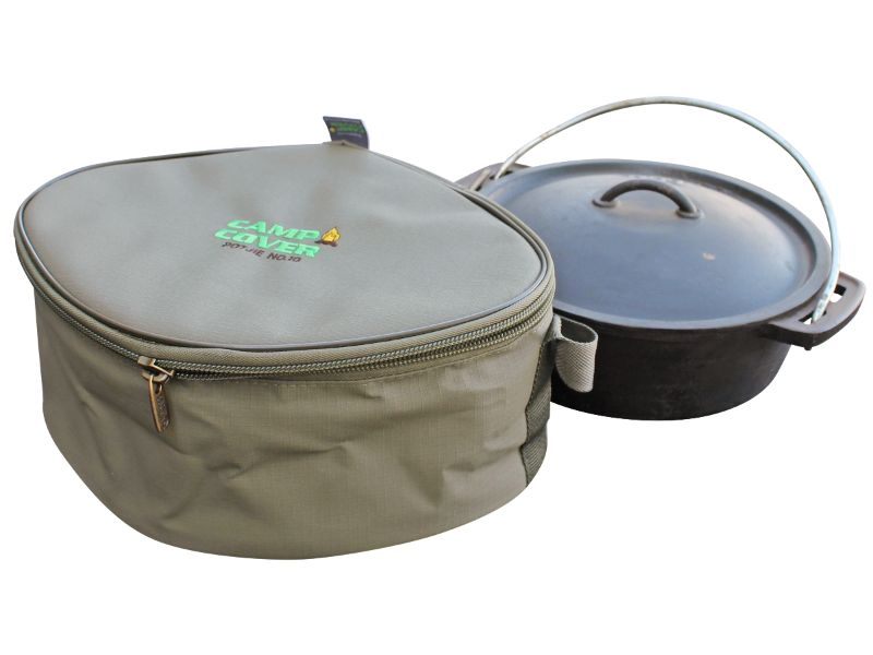 Camp Cover - Potjie Cover Flat Ripstop No. 14 (44 x 37 x 19 cm)