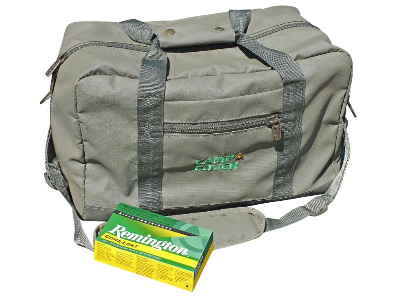 Camp Cover - Range & Ammunition Bag Ripstop