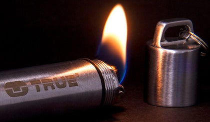 True Utility - FireLite Keyring Lighter and Torch