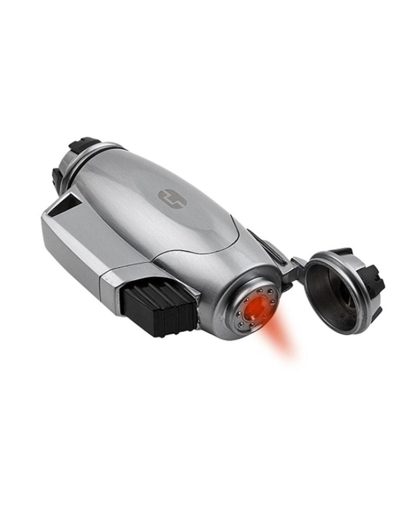 True Utility - FireWire Turbo Jet Lighter with Windproof Flame Adjuster