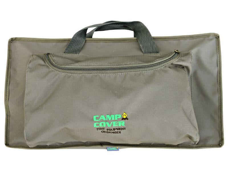 Camp Cover - Tent Equipment Organiser Ripstop