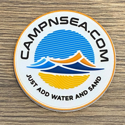 Campnsea - Logo Velcro Patch