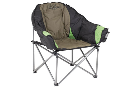 Ironman4x4 - Deluxe Lounge Camp Chair (150kg Rated)