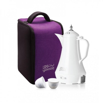 Yatooq  - Mini Electric Coffee Kettle Package - RVOD