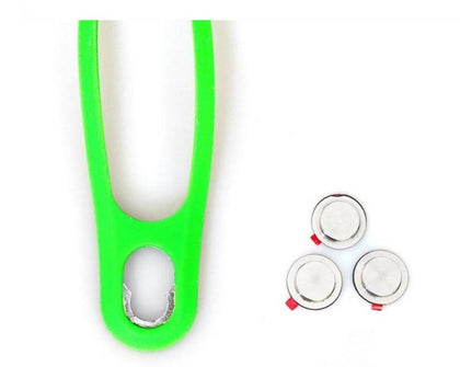 Safe + Silicone Lock-on Phone strap