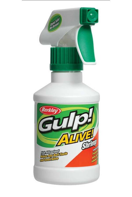 berkley - Gulp Alive! (Shrimp Scented Spray)